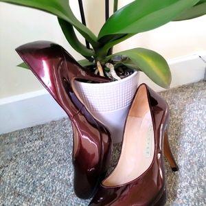 Designer !! 💋🖤Pura Lopez heels 👠
